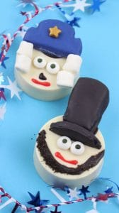 Presidents Day Oreo Treats
