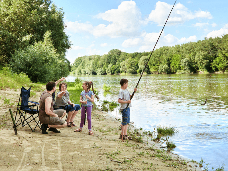 homeschoolers have more time for recreation