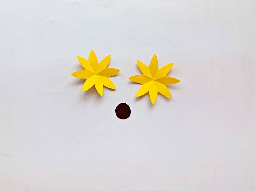 sunflower pieces