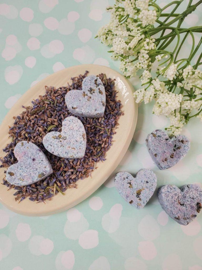 lavender melts for the shower