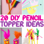 pencil toppers pin 1