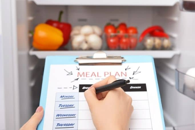 meal plans save time and money
