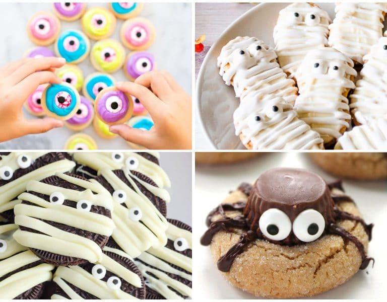 halloween cookies feature image