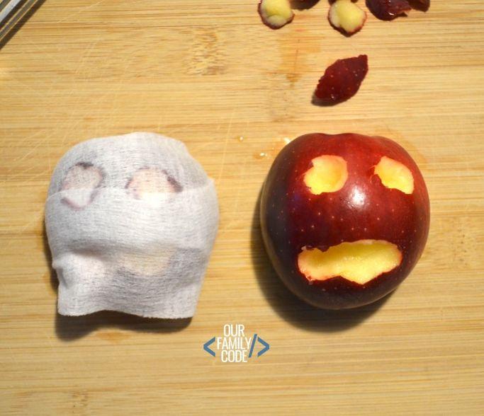 study mummification with apples