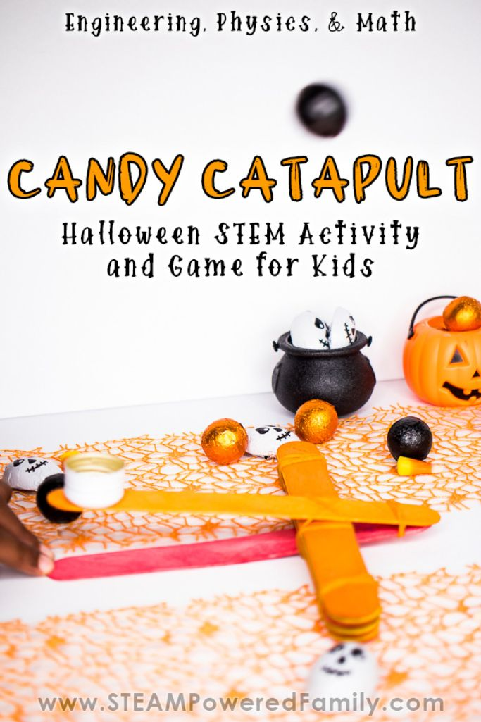 learn how to make a candy catapult
