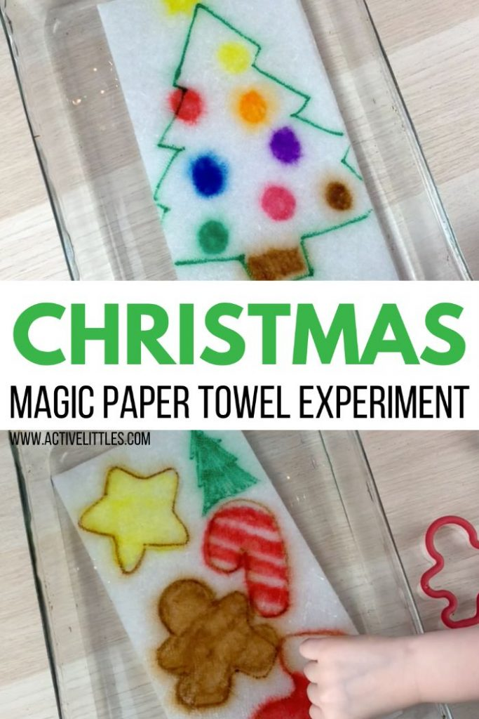 magic paper towels for christmas