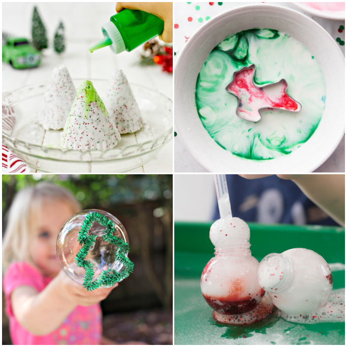 christmas science activities for kids