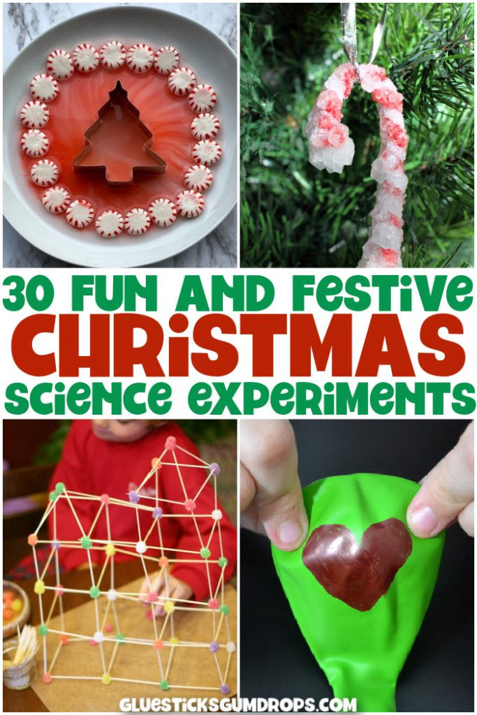 fun and festive christmas science projects