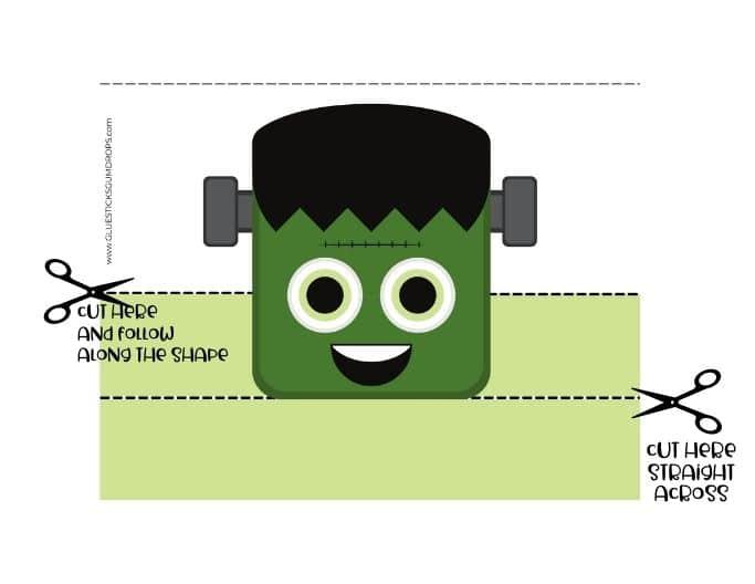halloween headbands cutting instructions