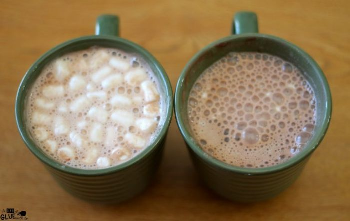 melting marshmallows in hot chocolate science
