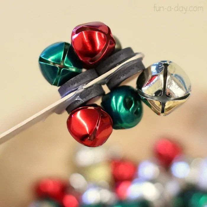 magnets and jingle bells science