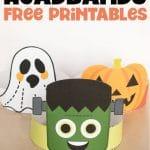 printable halloween headbands pin 2